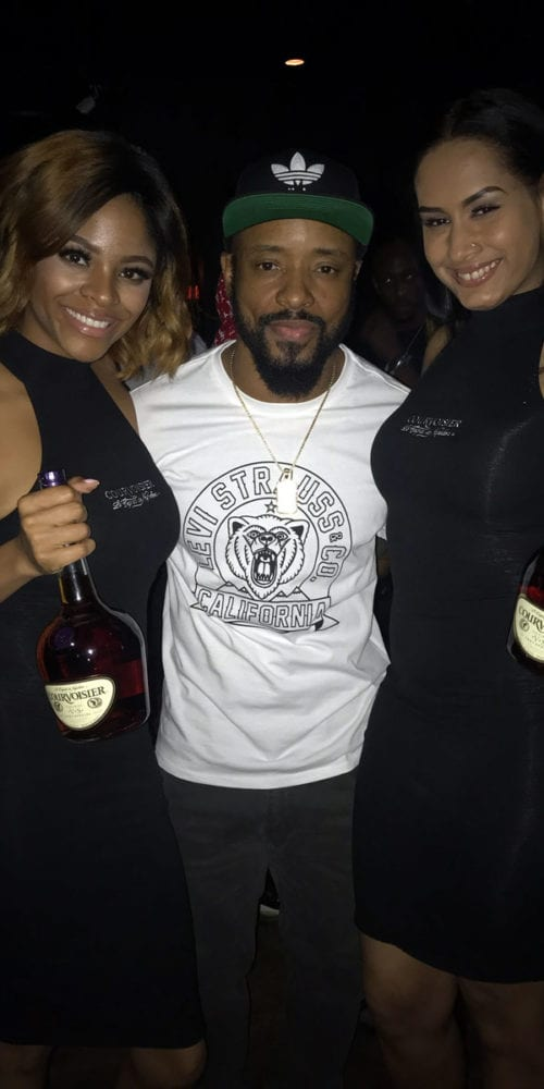 The Jolie Agency Event - June-Santana-Moss-Birthday-Day-Weekend